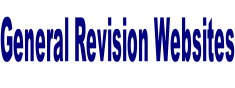 General Revision Websites